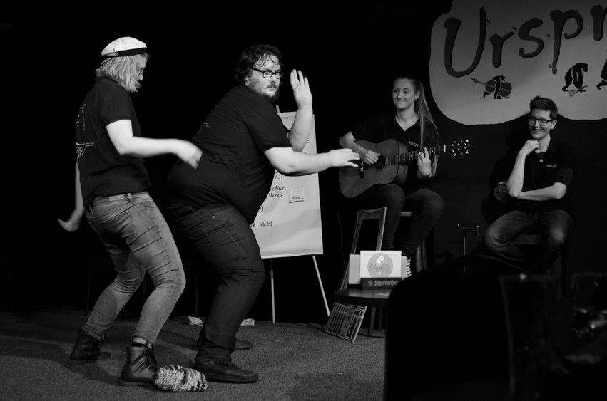 Impro-Zapping